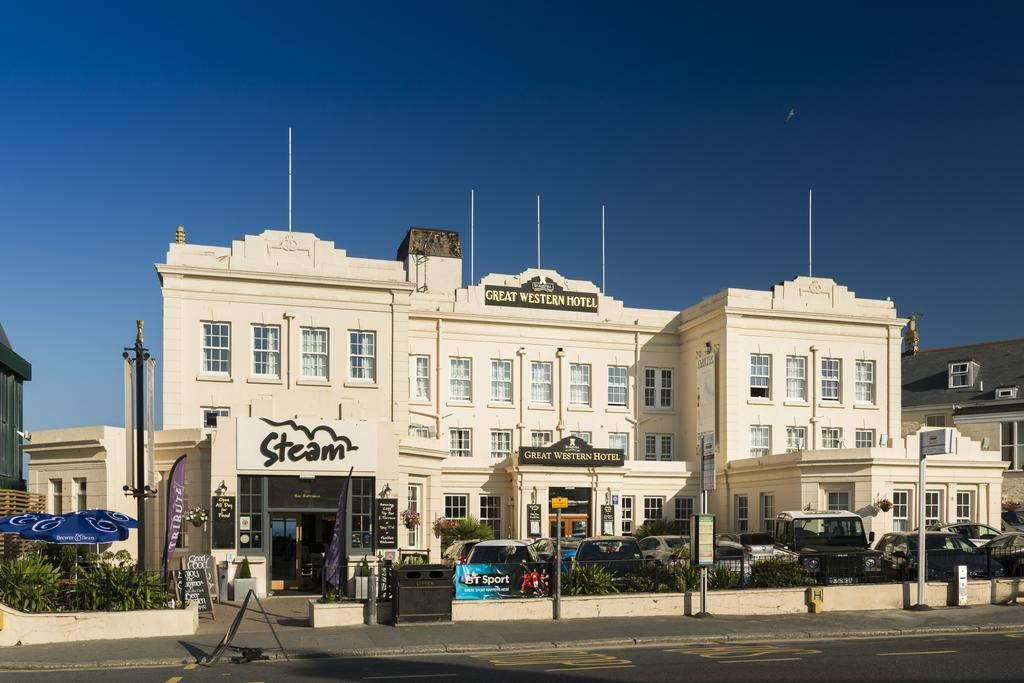 Great Western Hotel Newquay