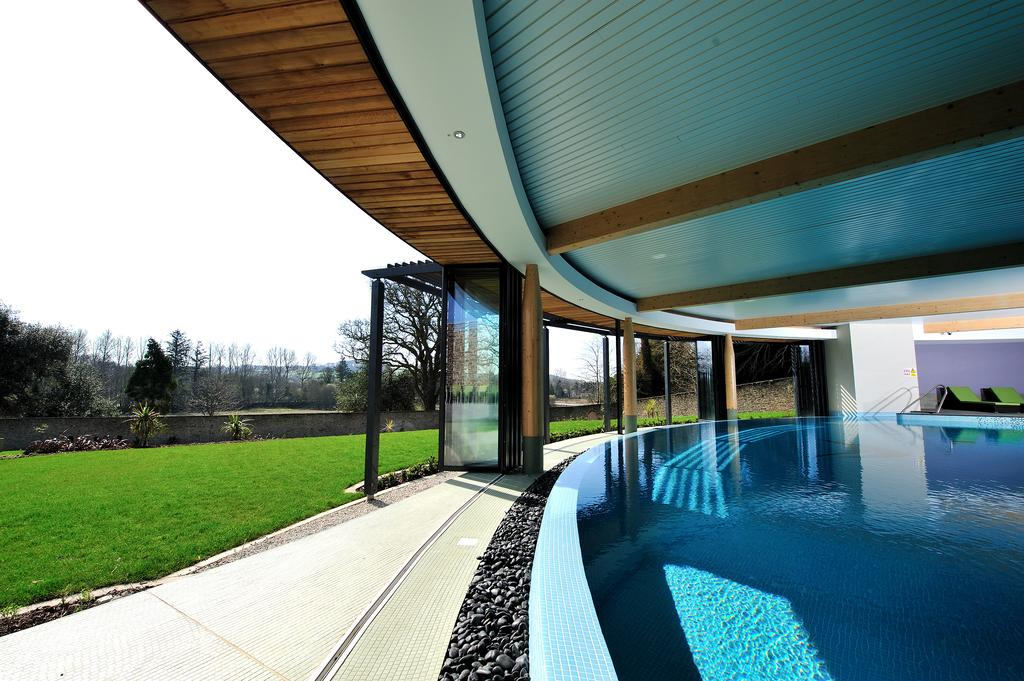 The swimming pool at or close to The Cornwall Hotel Spa & Lodges